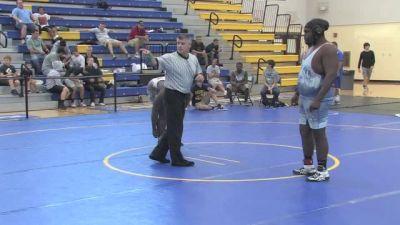 285 S, Freddie Booth-Lloyd, Cocoa, Fl vs Deontrae Neal, Buchholz, Fl