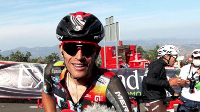 Gino Mäder: 'He Seems To Get Better Every Day' Stage 14 - 2021 Vuelta A España
