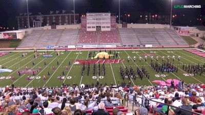 Clinton H.S., MS at Bands of America Alabama Regional, presented by Yamaha
