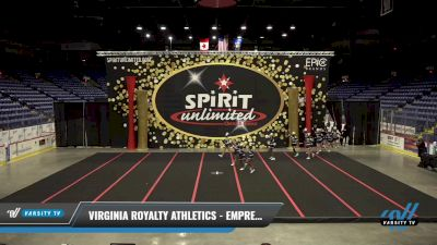 Virginia Royalty Athletics - Empress [2021 L2 Junior - Small] 2021 PA Championship