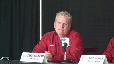 Bucknam on the post-McDonnell era at Arkansas