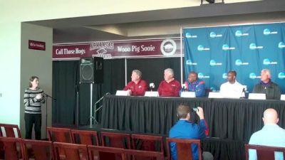 Introductions - Coach Bucknam confident coming off