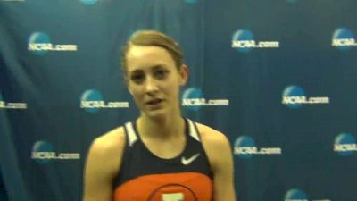 Samantha Murphy Illini Canadian glides into final 2013 NCAA Indoor Track and Field Championships