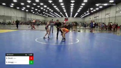 83 lbs Prelims - Saxton Scott, Idaho Elite vs Gigi Bragg, Pinnacle