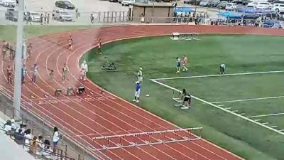 Youth Boys' 100m Hurdles, Finals 1 - Age 14