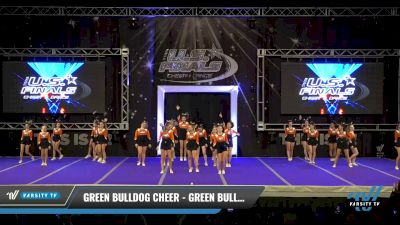 Green Bulldog Cheer - Green Bulldog Cheer [2021 L3 Performance Recreation - 18 and Younger (NON) - Large Day 1] 2021 The U.S. Finals: Ocean City