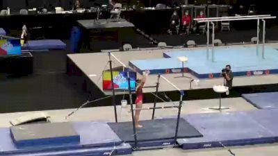 Nola Matthews - Bars, Airborne - 2021 US Championships