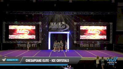Chesapeake Elite - Ice Crystals [2021 L2.2 Youth - PREP Day 1] 2021 The U.S. Finals: Ocean City