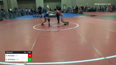 101 lbs Prelims - Kiera Partello, Florida vs Ava Brothers, Massachusetts