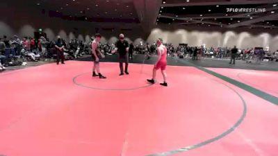 149 lbs Prelims - Terry Terch, New Jersey vs Cody Pritzlaff, Edge Wrestling