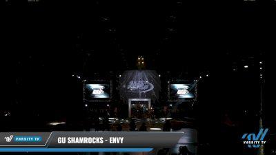 GU Shamrocks - Envy [2021 L3 Junior - Small - B Day 2] 2021 The U.S. Finals: Louisville