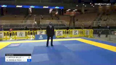 PHILIP ARTHUR WILLS vs WALDO ENRIQUE PACHECO 2020 World Master IBJJF Jiu-Jitsu Championship