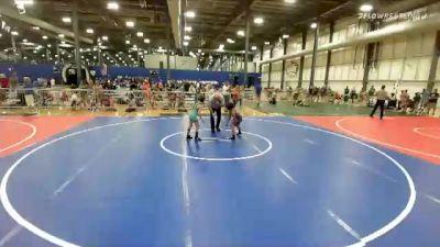 67 lbs Rr Rnd 3 - Kai Weiss, Elite Athletic Club vs Easton Tolley, Cwc