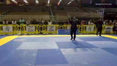 FELIPE CESAR SILVA vs RONALDO PEREIRA DE SOUZA JÚNIOR 2020 Pan Jiu-Jitsu IBJJF Championship