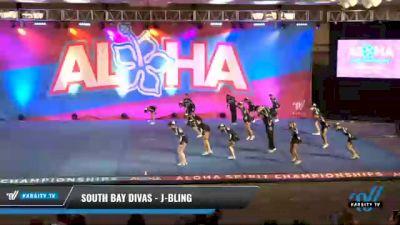 South Bay Divas - J-Bling [2021 L4 Junior - Small Day 2] 2021 Aloha DI & DII Championships