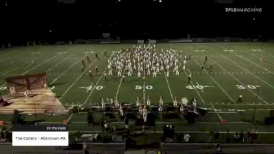 The Cadets - Allentown PA at 2021 DCI Showcase - Quincy