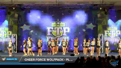 Cheer Force Wolfpack - Platinum [2019 International Open 6 Day 2] 2019 Feel The Power East