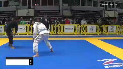 SOHAN REDDY KANDADI vs BILLY C CHO 2020 American National IBJJF Jiu-Jitsu Championship