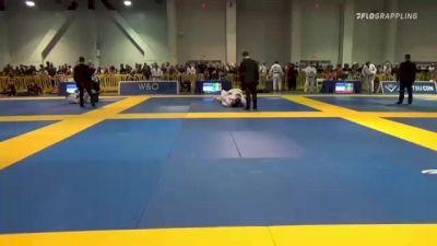IVAN G. JENNINGS vs JEFF MACATANGAY 2021 American National IBJJF Jiu-Jitsu Championship