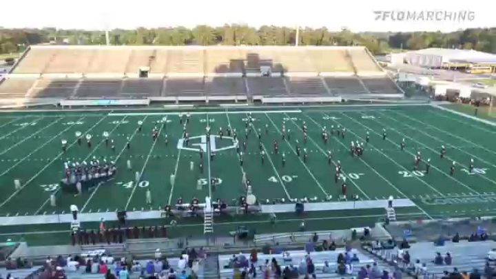 "Baytown Lee High School ""Baytown TX"" at 2021 USBands Baytown Showcase"