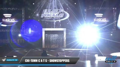 Chi-Town C A T S - SHOWSTOPPERS [2021 L3.2 Junior - PREP Day 1] 2021 The U.S. Finals: Louisville