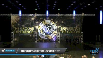 Legendary Athletics - Senior Elite [2021 Senior - Hip Hop Day 2] 2021 Groove Dance Nationals