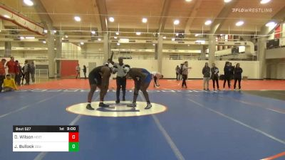 5th Place - Deonte Wilson, NC State vs Jacob Bullock, ODU-Unattached