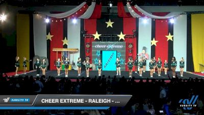 Cheer Extreme - Raleigh - SJX [2019 Junior Coed - Small 6 Day 2] 2019 All Star Challenge: Battle Under the Big Top
