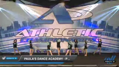 Paula's Dance Academy - PDA All Star Dance Team [2021 Senior - Pom Day 2] 2021 Athletic Championships: Chattanooga DI & DII