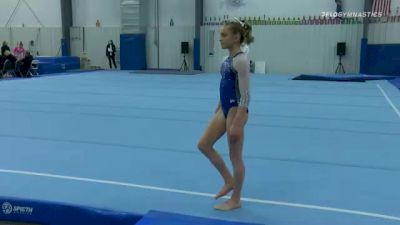 Elle Mueller - Floor - 2021 American Classic and Hopes Classic