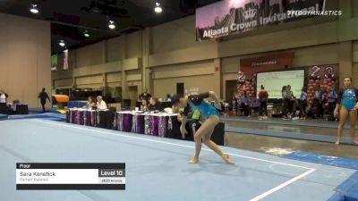 Sara Kenefick - , Perfect Balance - 2020 Atlanta Crown Invitational
