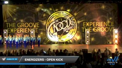 Energizers - Open Kick [2019 Open Kick Day 1] 2019 WSF All Star Cheer and Dance Championship