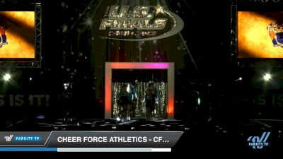 Cheer Force Athletics - CFA Storm [2018 Pee Wee Performance Rec 1 Day 1] US Finals: Providence
