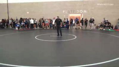 53 kg Round Of 32 - Brooklyn Hermel, NC vs Charlotte Fowler, TX