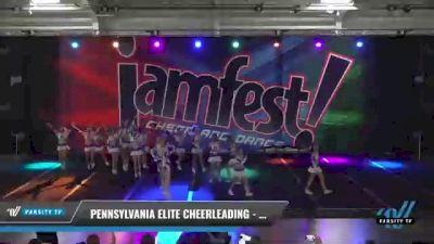 Pennsylvania Elite Cheerleading - Guardians [2021 L6 Senior - XSmall Day 2] 2021 JAMfest: Liberty JAM