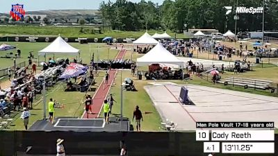 Replay: Pole Vault - 2021 AAU Junior Olympic Games | Aug 7 @ 9 AM