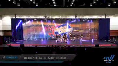 Ultimate Allstars - Black Thunder [2020 Junior Coed - Hip Hop Day 2] 2020 All American DI & DII Nationals