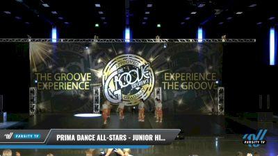 Prima Dance All-Stars - Junior Hip Hop [2021 Junior Coed - Hip Hop Day 2] 2021 Groove Dance Nationals