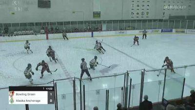 Alaska Anchorage vs. Bowling Green | WCHA (M)
