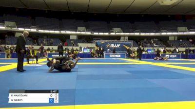 PABLO MANTOVANI vs GIANNI GRIPPO World IBJJF Jiu-Jitsu No-Gi Championships