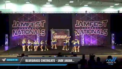 Bluegrass Cheercats - Jade Jaguars [2021 L3 Junior - D2 - Medium Day 1] 2021 JAMfest: Louisville Championship