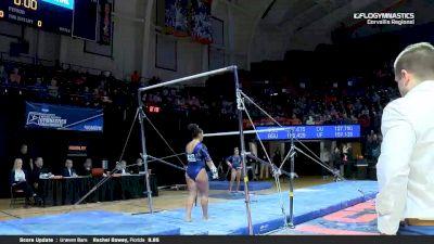 Amelia Hundley - Bars, Florida - 2019 NCAA Gymnastics Regional Championships - Oregon State