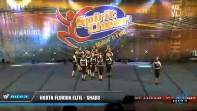 North Florida Elite - Shad3 [2021 L3 Senior Coed - D2 Day 2] 2021 South Florida DI & DII Nationals