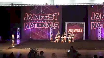 Columbus Power Elite - Starbursts [2021 L4 Senior - Small Day 1] 2021 JAMfest: Louisville Championship