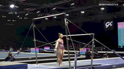 Katelyn Jong - Bars, Metroplex Gym - 2021 GK US Classic & Hopes Championship