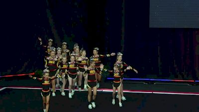 ACE Cheer Company - JAS - Mohicans [2018 L3 Small Junior Wild Card] The Summit