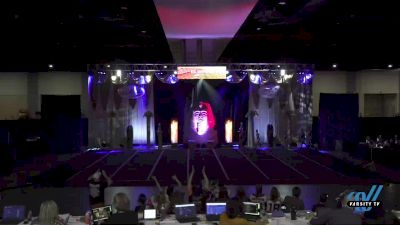 Rockstar Cheer Rhode Island - Big Tymers [2021 L2 Senior - Small Day 1] 2021 Queen of the Nile: Richmond