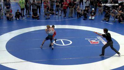 63 kg Rr Rnd 2 - Dalton Roberts, NYAC/NMU vs Dylan Gregerson, Utah Valley RTC