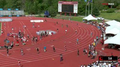 Men's 4x400m Relay, Final 2