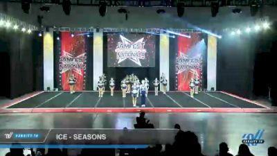 ICE - Seasons [2021 L3 Senior Coed - Medium Day 2] 2021 JAMfest Cheer Super Nationals